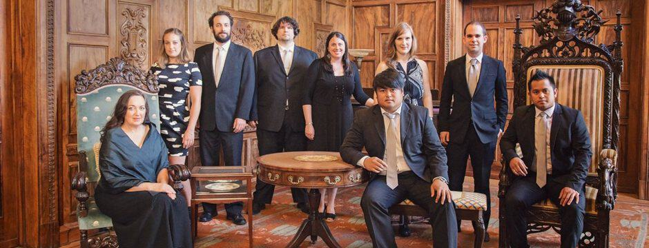 Cappella Romana Presents The Bird Ensemble