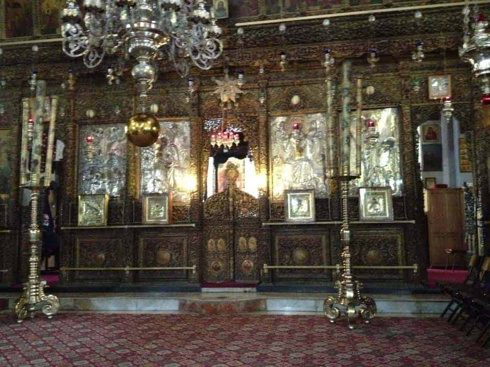 iconostasis cappella romana iconostasis of the church of the nativity in