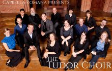 Cappella Romana Presents The Tudor Choir