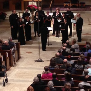 Cappella Romana at St Mary's Cathedral
