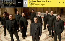 Cappella Romana Good Friday In Jerusalem — #8 Billboard Chart Debut