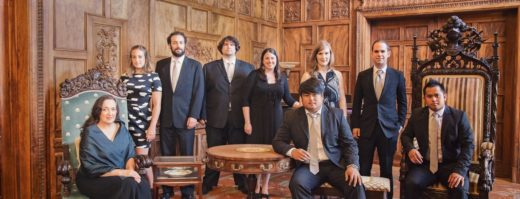 Cappella Romana Presents: The Byrd Ensemble