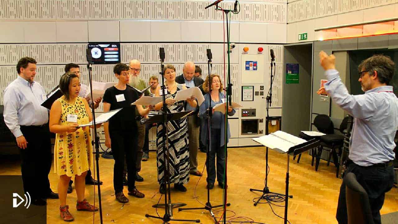 cappella romana on bbc radio 3